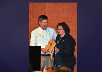 Rene Spracklen SBO of the Year 2010