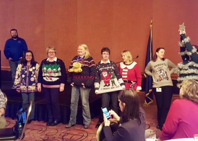 Ugly Holiday Sweaters 2016