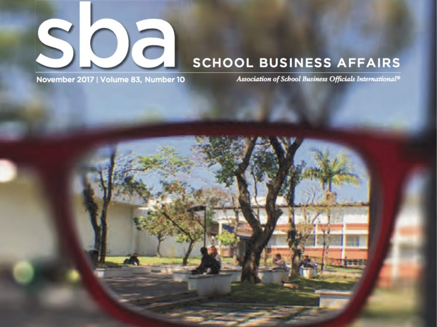 Lake and Pen School District Featured in ASBO Magazine